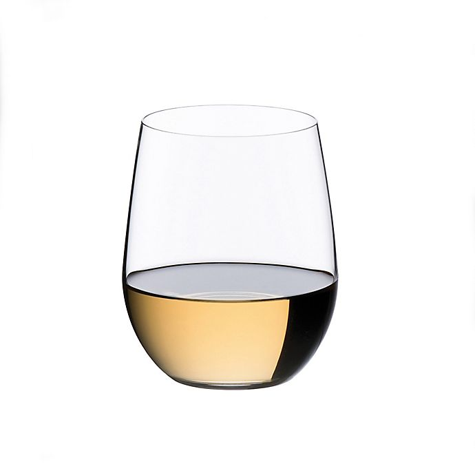 Alternate image 1 for Riedel® O Viognier/Chardonnay Stemless Wine Glasses Buy 3 Get 4 Value Set