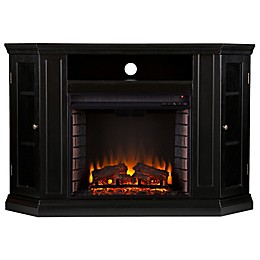 Southern Enterprise Claremont Corner Convertible Electric Fireplace
