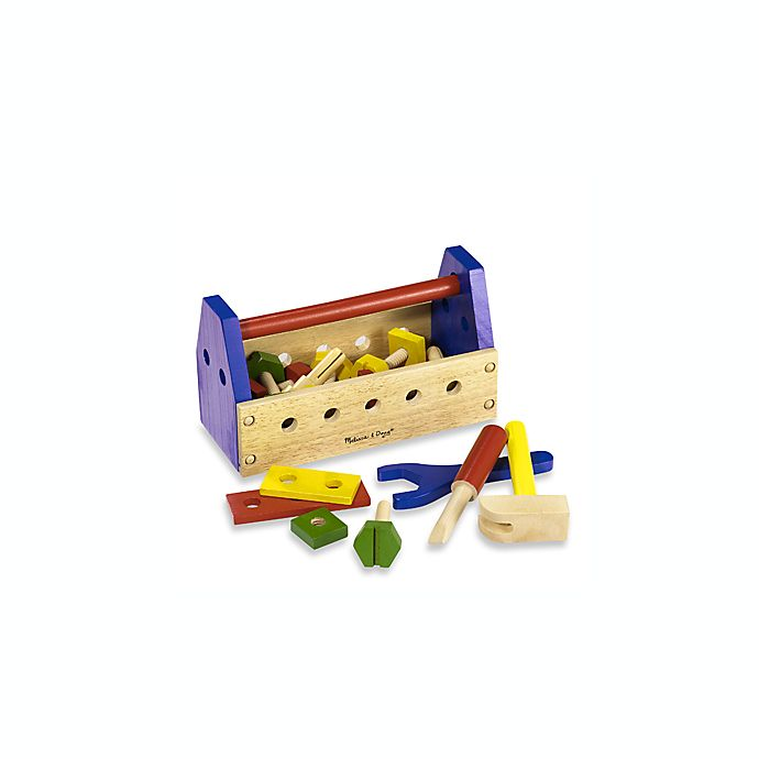 Alternate image 1 for Take-Along Tool Kit by Melissa & Doug®