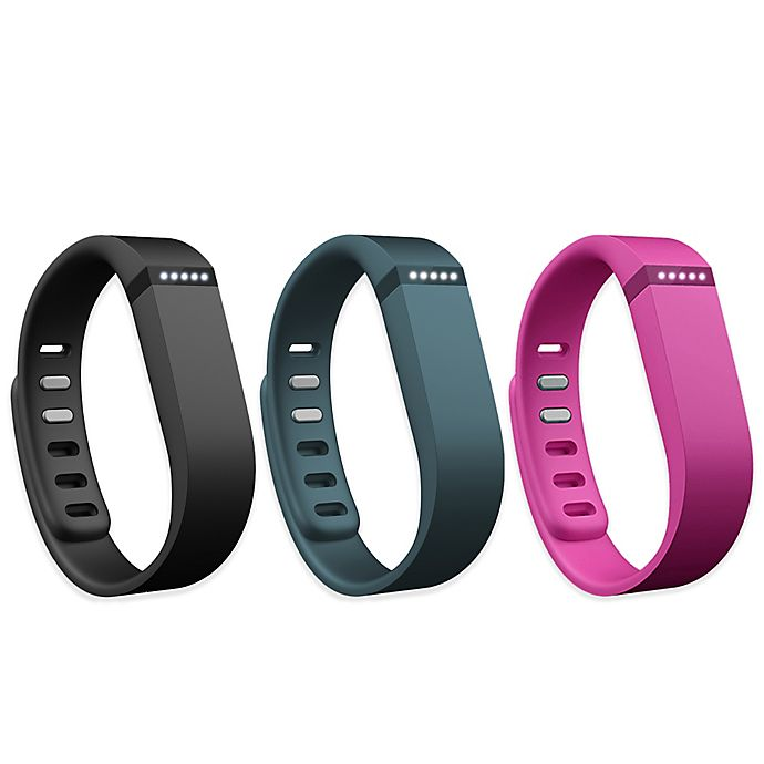 Fitbit® Flex™ Wireless Activity and Sleep Wristband | Bed