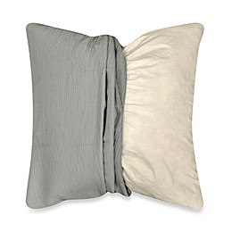 MYOP Sonoma Square Throw Pillow Cover in Blue