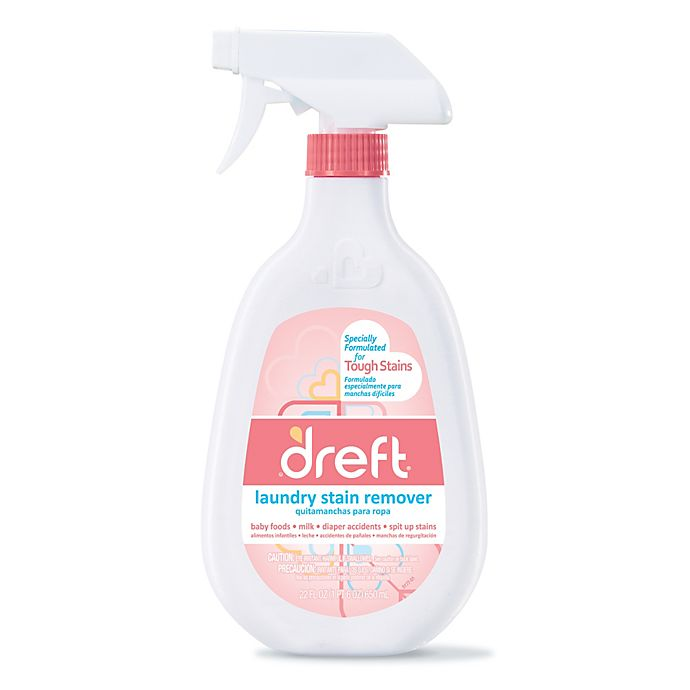 Alternate image 1 for Dreft 22 oz. Trigger Spray Laundry Stain Remover