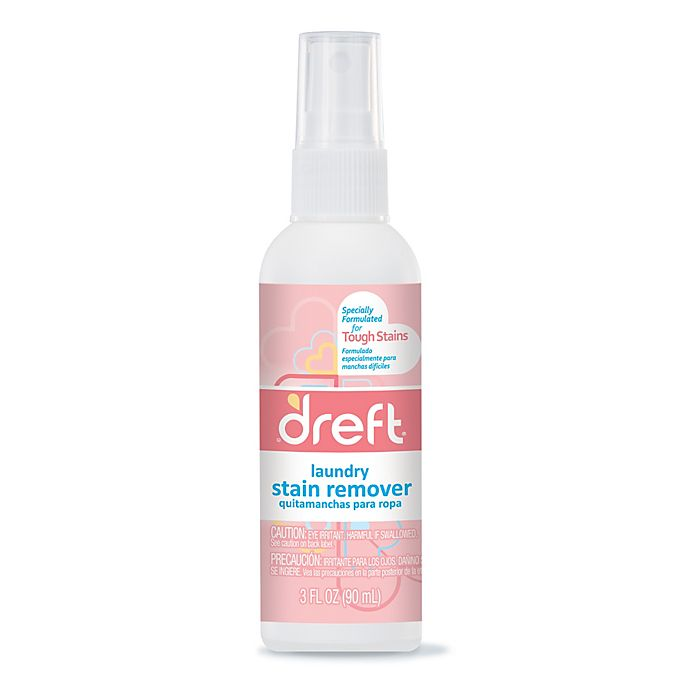 Alternate image 1 for Dreft 3 oz. Pump Spray Laundry Stain Remover