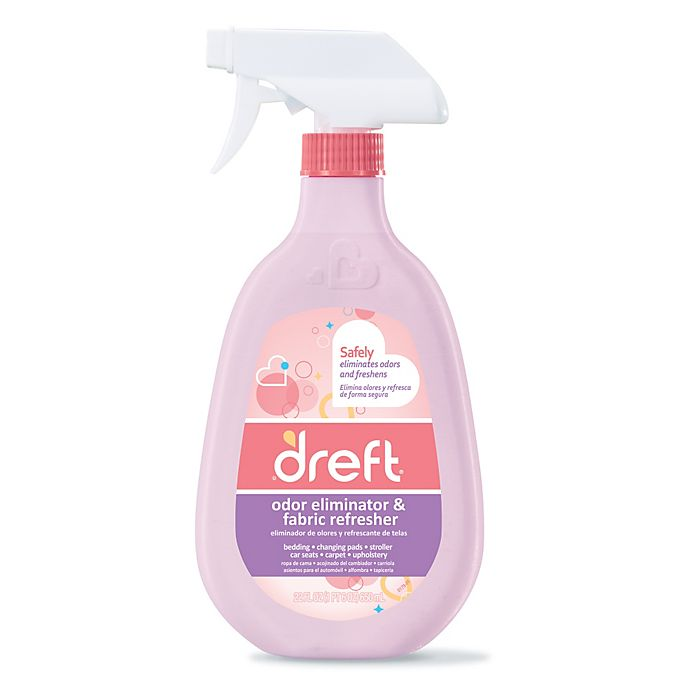 Dreft 22 Oz Fabric Refresher And Odor Eliminator Spray