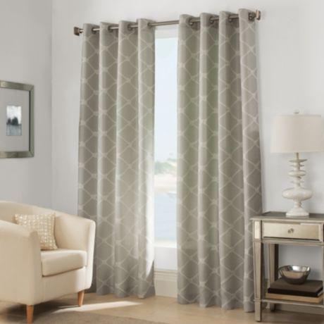 West Bay Grommet Window Curtain Panel Bed Bath Amp Beyond