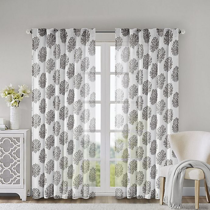 Alternate image 1 for Addison Window Curtain Panel