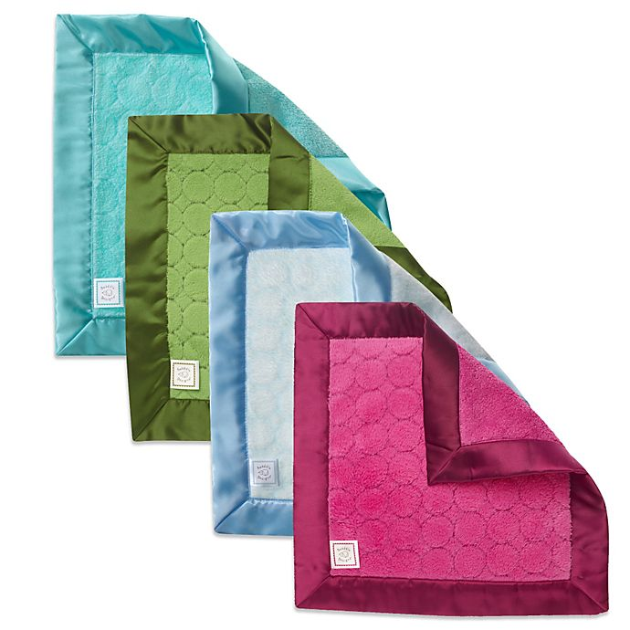 Alternate image 1 for Swaddle Designs® Baby Lovie Security Blanket