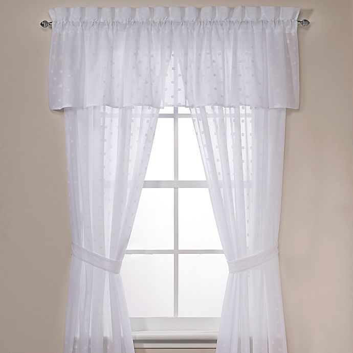Alternate image 1 for Anthology™ Adrian 108-Inch Window Curtain Panel