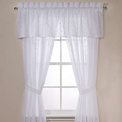 Anthology™ Adrian Window Curtain Panel and Valance