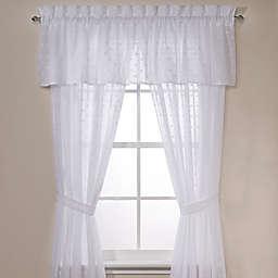 Anthology™ Adrian Window Curtain Panel and Valance