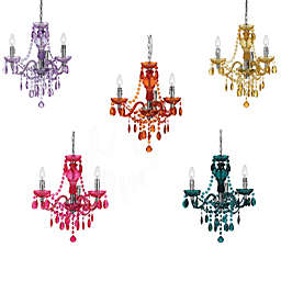 angelo: HOME Fulton Family 3-Light Chandelier