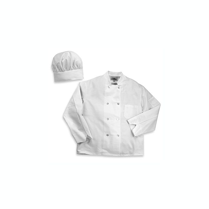 807b8cd05a3 Chef s Jacket and Hat