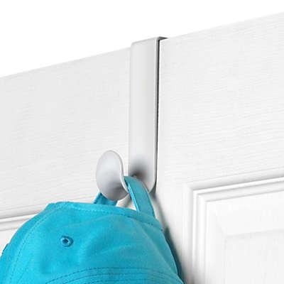 Spectrum® Over-the-Door Hook in White (Set of 2)