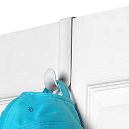 Spectrum® Over-the-Door Hook in White (Set of 2)