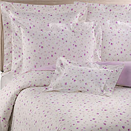 Bellino Fine Linens® Violetta Reversible King Duvet Cover in Lilac