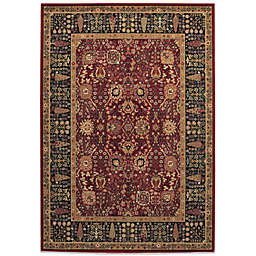 Couristan® Cypress Garden Rugs in Persian Red