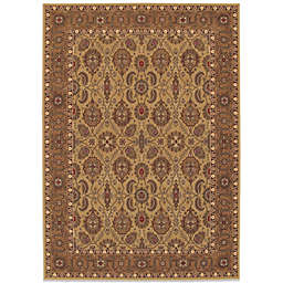 Couristan® All Over Vase Rug in Hazelnut
