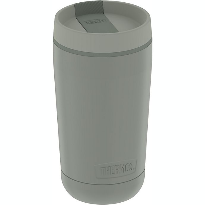 Alternate image 1 for Thermos® Guardian 12 oz. Stainless Steel Travel Tumbler in Matcha Green