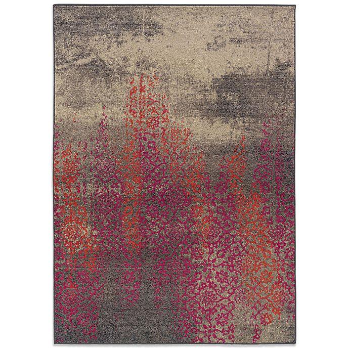 Oriental Weavers Kaleidescope Contemporary Rug In Grey