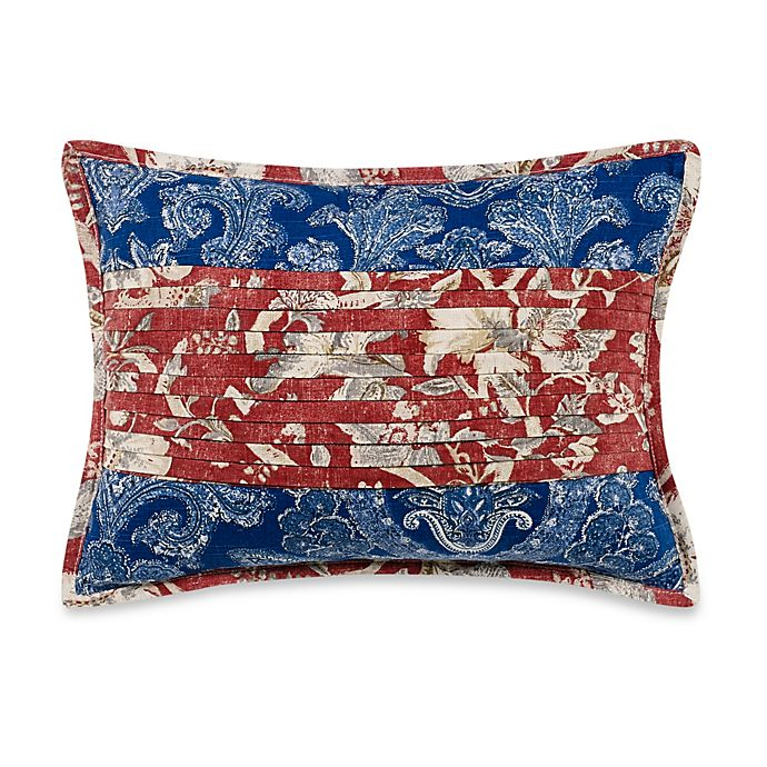B. Smith® Brunswick Oblong Toss Pillow