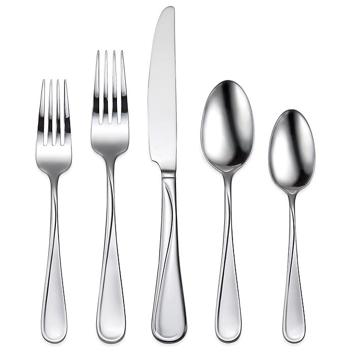 Alternate image 1 for Oneida® Soar 65-Piece Flatware Set