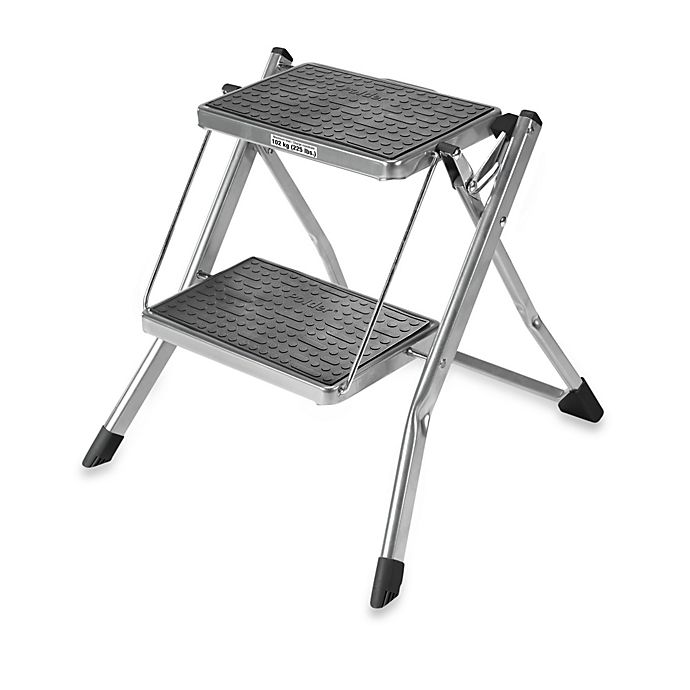 Buy 2 Step Step Stool From Bed Bath Amp Beyond