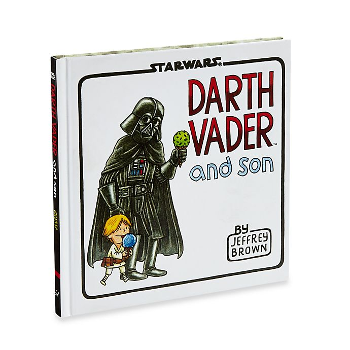Alternate image 1 for Darth Vader & Son Book