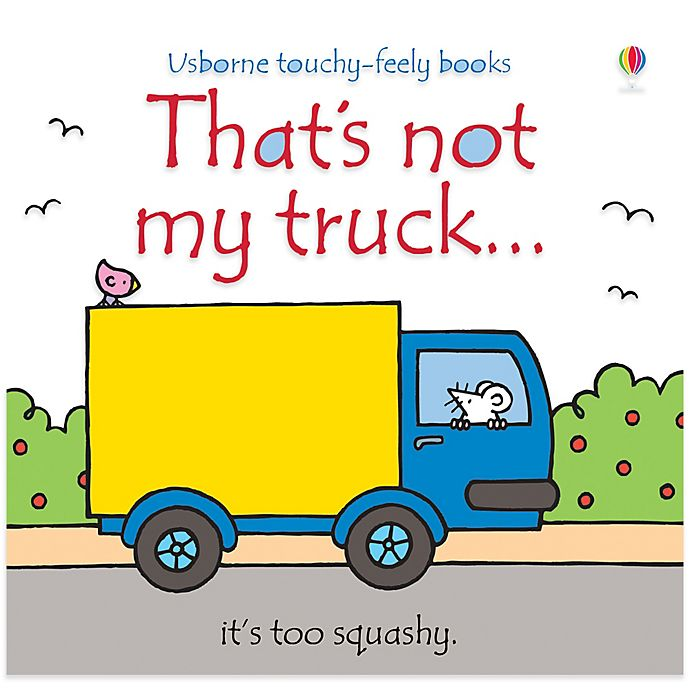 Alternate image 1 for That's Not My Truck Book