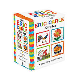 The Eric Carle 4 Bestselling Board Books Gift Set