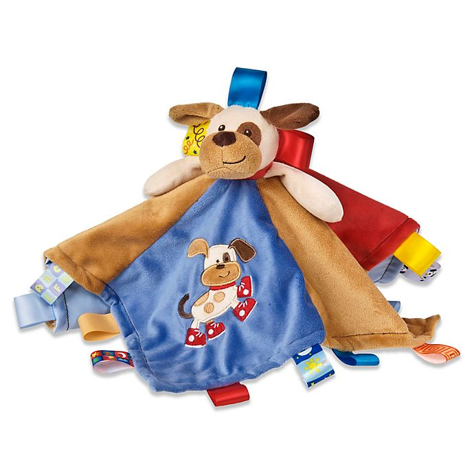Alternate image 1 for Taggies™ Buddy Dog Character Blanket