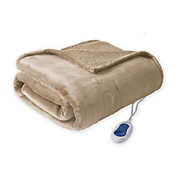 Heated Throw Blanket Bed Bath Beyond