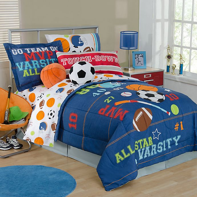 All Sports Bedding Collection | buybuy BABY