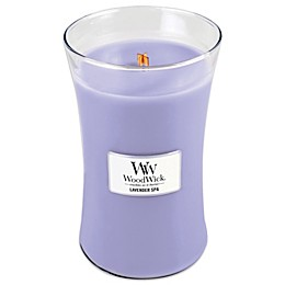 WoodWick® Lavender Spa 22 oz. Jar Candle