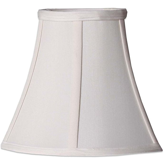 Mix Match Small 10 Inch Softback Bell Lamp Shade In Ivory