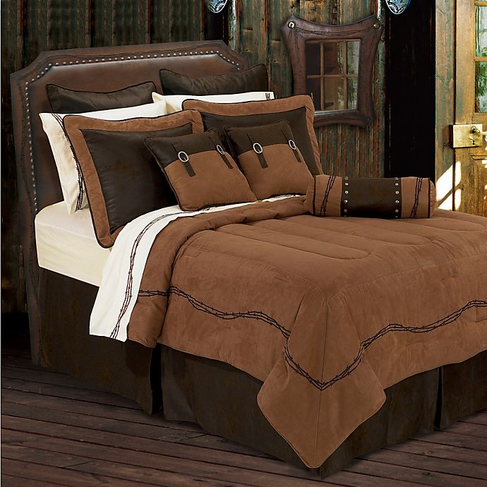 Alternate image 1 for HiEnd Accents Barbwire Bedding Collection