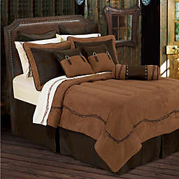HiEnd Accents Barbwire Comforter Set