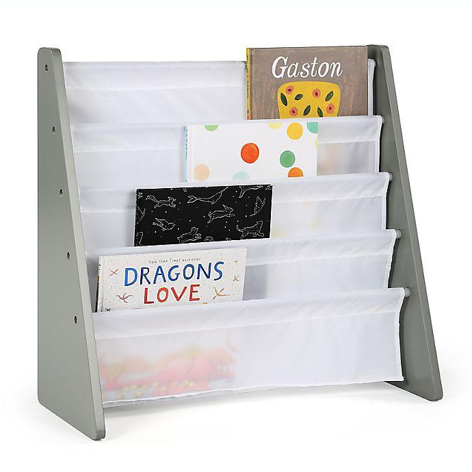 Alternate image 1 for Tot Tutors 4-Pocket Kids Book Rack