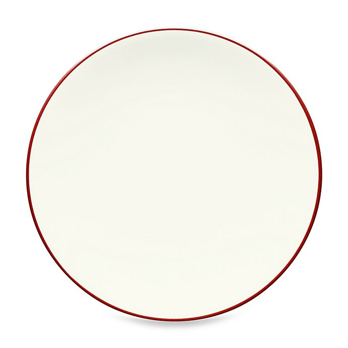 Alternate image 1 for Noritake® Colorwave Mini Plate in Raspberry