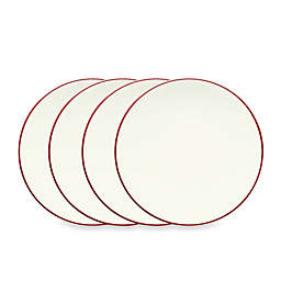 Noritake® Colorwave Mini Plates in Raspberry (Set of 4)