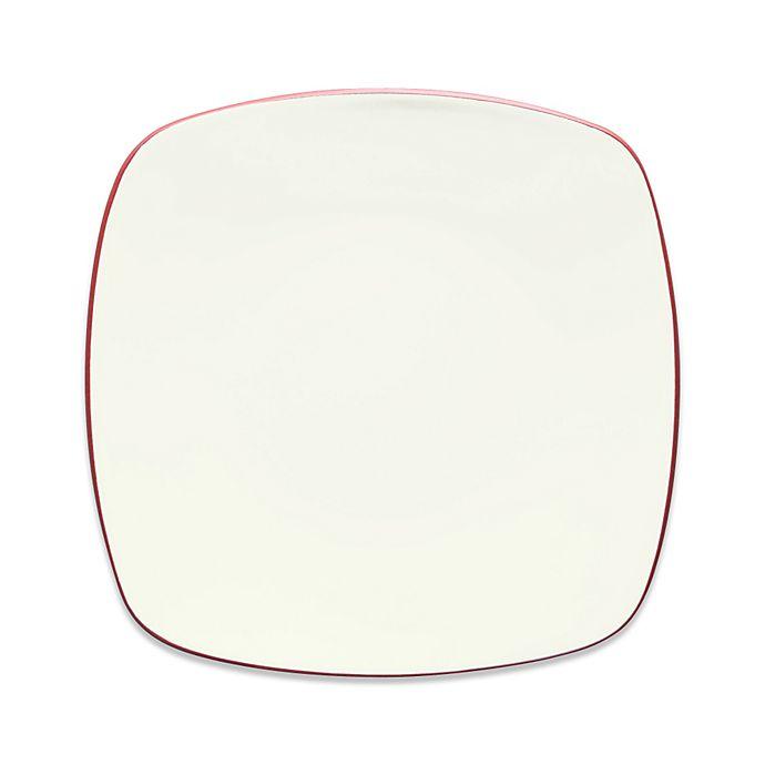Alternate image 1 for Noritake® Colorwave 11.75-Inch Square Platter in Raspberry