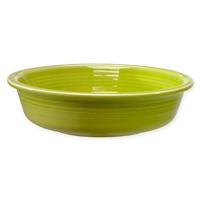 Alternate image 1 for Fiesta® Medium Bowl in Lemongrass