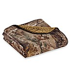Realtree® Camo Fleece Throw
