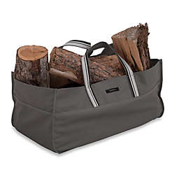 Classic Accessories® Ravenna Jumbo Log Carrier in Dark Taupe