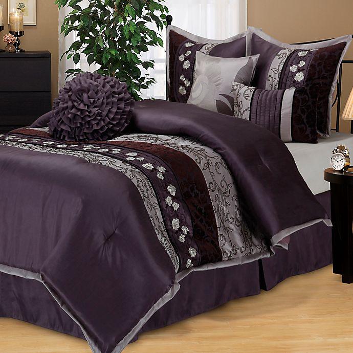 Alternate image 1 for Riley Comforter Set