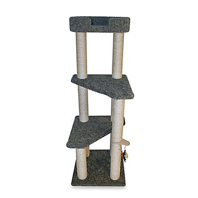 Family Cat 3-Story Cat Tree with Sky Lounger