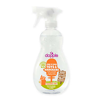 dapple® 16.9 oz. Pure 'N' Clean Toys and Highchairs Cleaner Spray in Fragrance-Free