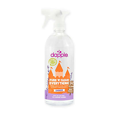 dapple® 30 oz. Pure 'N' Clean Everything All Purpose Cleaner Spray in Lavender