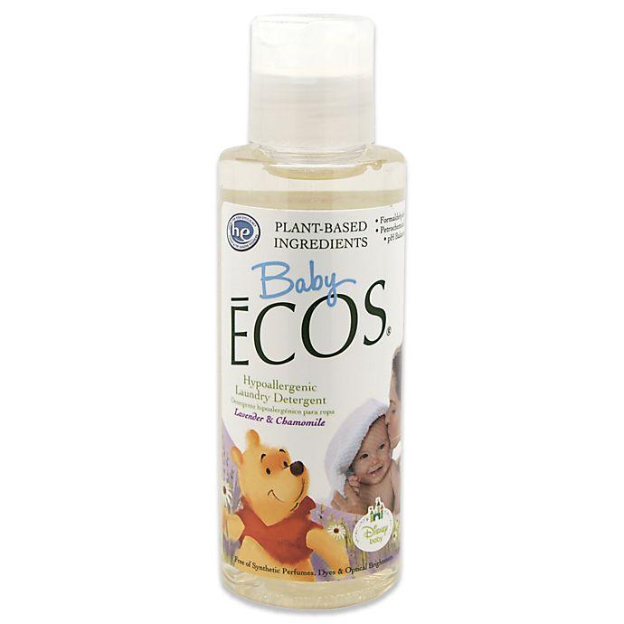 Alternate image 1 for Baby ECOS Disney 4 oz. Laundry Chamomile/Lavender