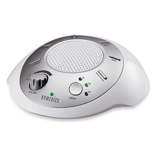 Alternate image 1 for HoMedics® SoundSpa Sound Machine