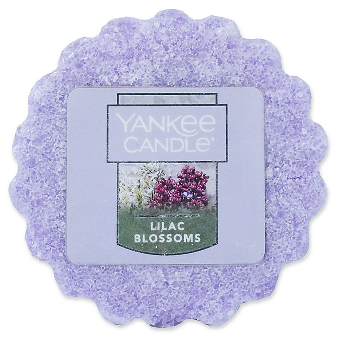 Alternate image 1 for Yankee Candle® Lilac Blossoms Tarts® Wax Melts